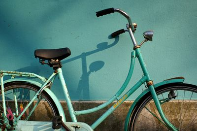 Turquoise-bicycle-bike-rosy-outlook-arosyoutlook