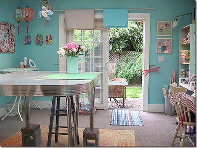 Turquoise-art-studio-rosy-arosyoutlook