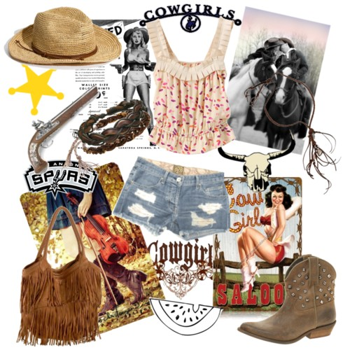 Cowgirl-gun-a-rosy-outlook-llano-texas-charm