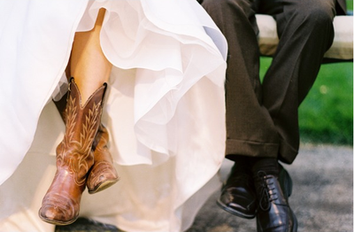 Bride-cowboy-boots-wedding-knot-arosyoutlook-rosy-outlook-10
